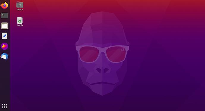 Ubuntu 20.10 (Groovy Gorilla) Beta_2020-10-17_07-36