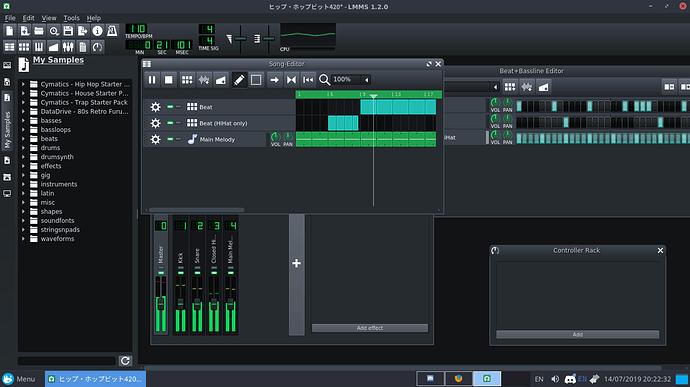 lmms-screenshot