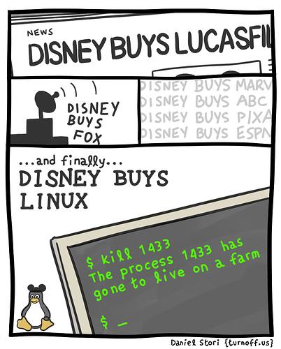 disney-buys-linux
