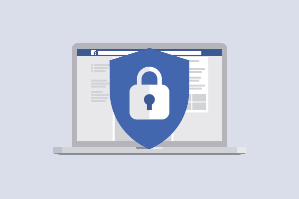 Facebook security and privacy settings