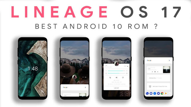 LineageOS Android ROM