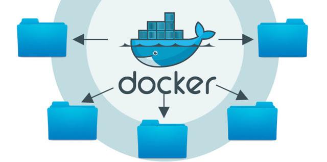 Docker volumes